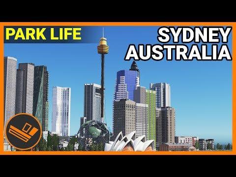 SYDNEY AUSTRALIA - Park Life (Part 28)