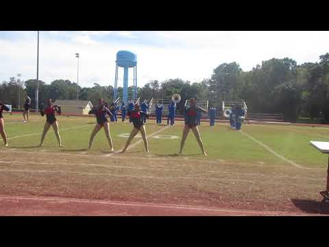 Wilcox Central High School Marching Band Field Performance (2017) Selma High Battle Of The Bands