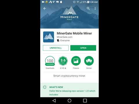 How To Mine Bitcoin On Android Smart Phone Or TV Box With MinerGate