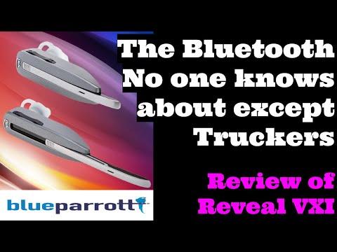 Blueparrott Reveal VXi - My Review of the Blue Parrott - Thank you Blue Parrott!
