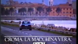 Fiat Croma 1989 La macchina vera