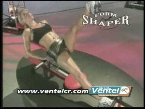 banc de musculation form shaper