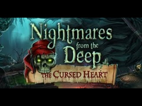 Nightmare from the deep: the curse heart  full walk through part 2 |
