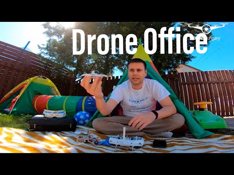 Drone Office - Drone Hungary