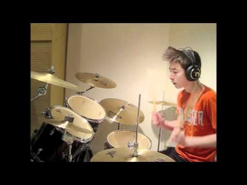 MY CHEMICAL ROMANCE - Heaven Help Us (Drum Cover)