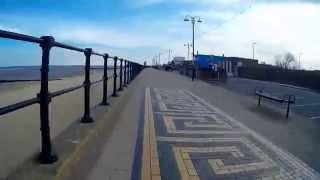 Up and Down The Seafront - Cleethorpes - March 2015