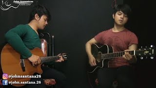 ALDY MALDINI - Biar Aku Yang Pergi [Instrumental Acoustic Cover+Tanpa Vocal] By John Acoustic26