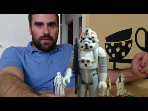 05# Vintage Star Wars figurák részletesen 2.rész - A Hoth témájú figurák