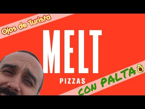 MELT PIZZA... con PALTA // ¿Buena idea?