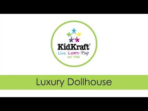 KidKraft - Luxury Dollhouse