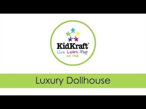 KidKraft - Luxury Dollhouse