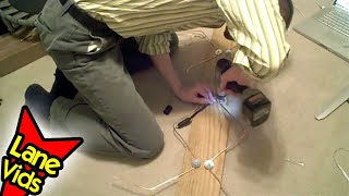 How To BUILD The BEST HDTV ANTENNA!!!! | LaneVids #Science #Experiment