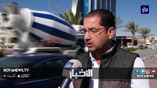 الاحتلال يمنع ترميم سور مدينة القدس المحتلة القديم