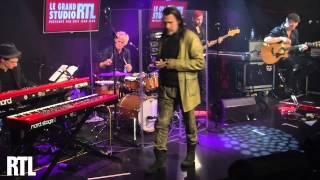 Florent Pagny - Les murs porteurs en live dans le Grand Studio RTL - RTL - RTL