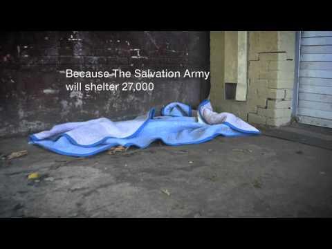 #RedKettleReason | Shelter