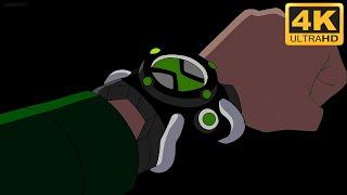 Ben 10 Alien Force Omnitrix Yenileniyor | 4K ULTRA HD Stüdyo Kalitesinde