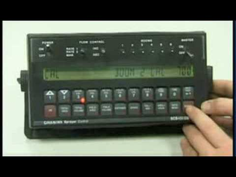 GoldAcres Raven 440 450 console calition settings - YouTube on