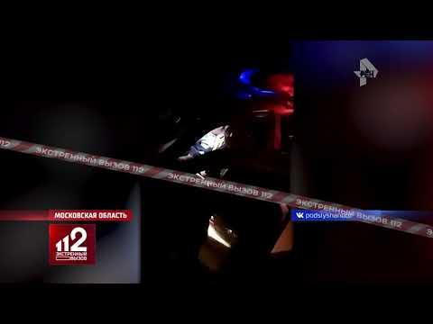 Начальник полиции сел за руль | Результат: разбит микроавтобус, служебный автомобиль и сбито дерево!