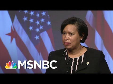 D.C. Mayor Bowser On City Security, Ongoing Threats: 'Inauguration Is Not The Only Target' | MSNBC