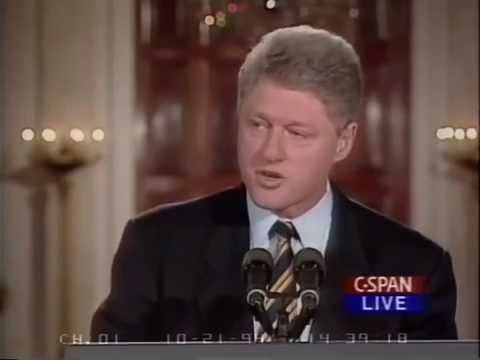 Bill Clinton on the Virtues of North Korean Nuclear Deal
