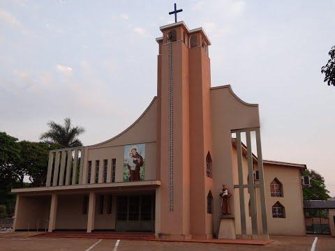 Transmissão Ao Vivo - Paróquia Santo Antônio de Pádua