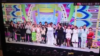 2015年1月25日、佐賀県唐津市から放送されたNHKのど自慢です。ゲストは...
