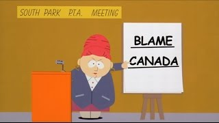 Blame Canada-South Park: Bigger, Longer & Uncut (Lyrics)