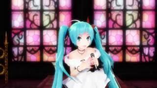 Gambar cover [MMD] World is Mine - Hatsune Miku