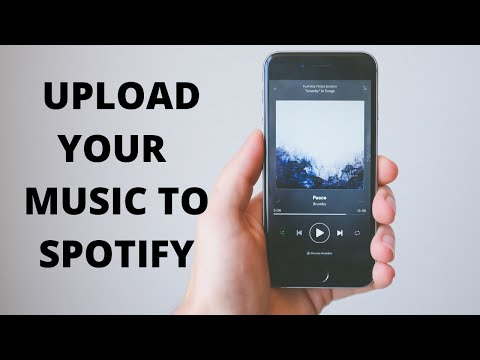 How To Upload Your Music To Spotify