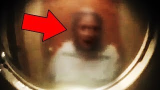 5 Scary Things Caught On Camera : SCARY People !