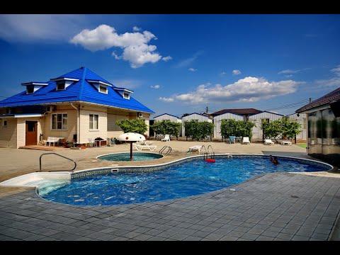 Гостиница №9 в поселке Кучугуры Азовское море