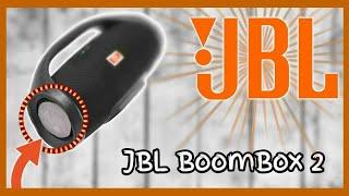 JBL BoomBox 2 | Nowy ? Lepszy ? 80 W ?