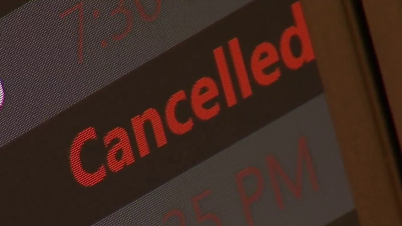 Southwest Airlines cancels 500 flights after computer glitch grounds ...