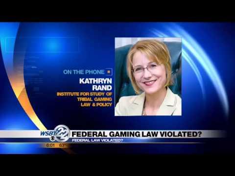 Pokagon tribal chair says Indiana law violates federal law