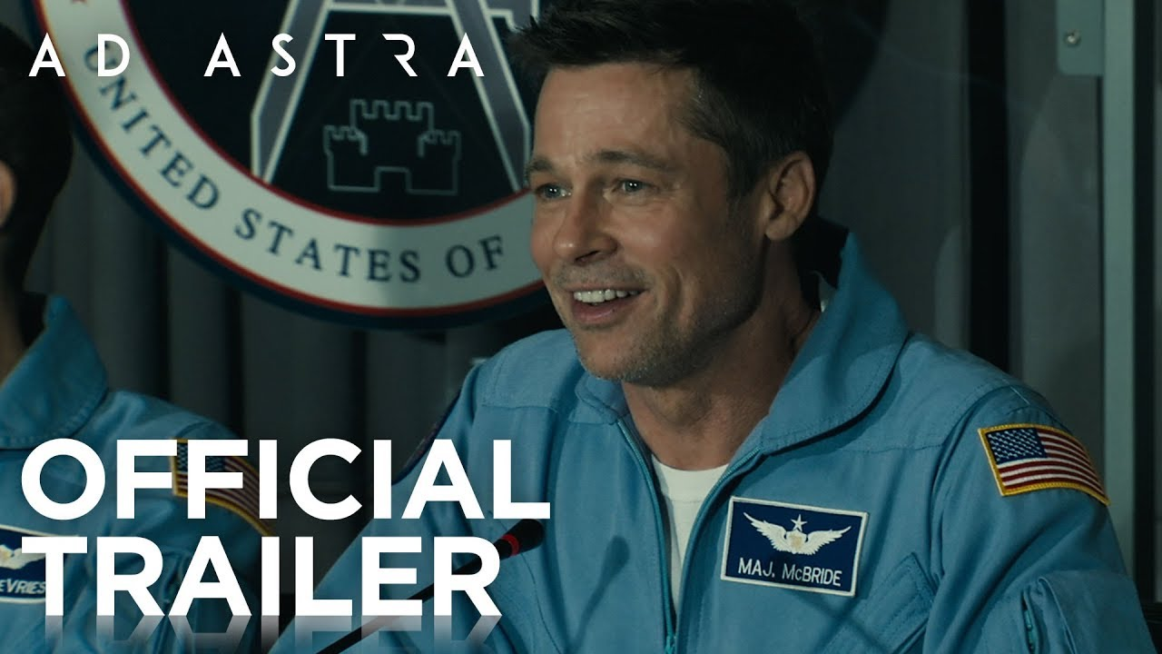 Brad Pitt heads into space with mega daddy issues in first Ad Astra