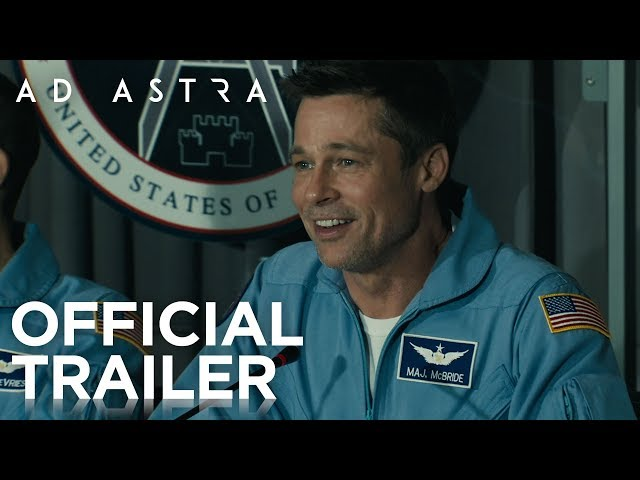 Ad Astra | Official Trailer | 20th Century FOX
