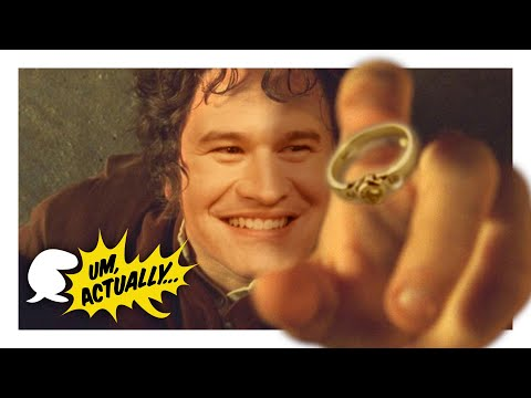 The Game Show Of Nerdy Corrections (Lord Of The Rings, Jurassic Park, Star Trek)