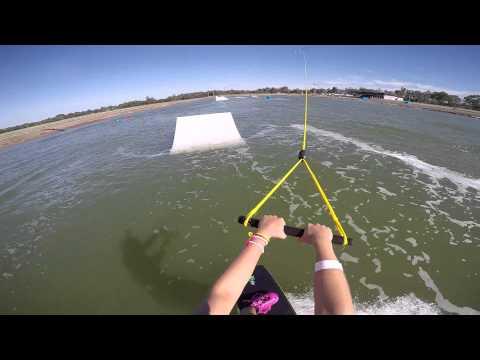 Wakeboarding @ Perth wakepark