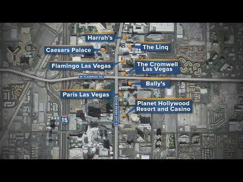 Caesars Entertainment announces paid parking