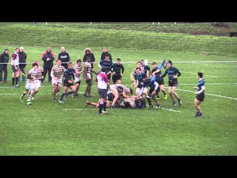 Dulwich College v John Fisher Highlights