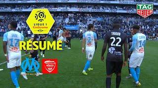 Olympique de Marseille - Nîmes Olympique ( 2-1 ) - Résumé - (OM - NIMES) / 2018-19