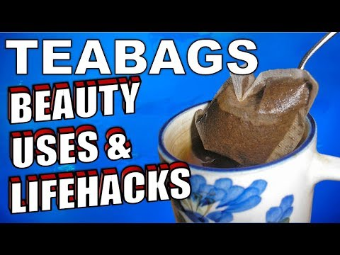 24-tea-bag-beauty-life-hacks,-health-benefits-&-ingenious-uses-you-will-want-to-try
