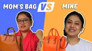 what's in the bag | Mom Vs Me