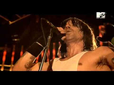 08 Give it Away - Red Hot Chili Peppers Live @ Alcatraz
