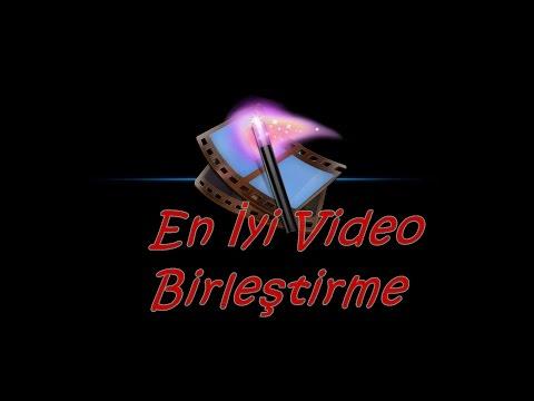 Video Birleştirme Ve Kesme Programı (Basit + Ücretsiz) 2017