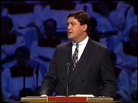 Steve Gaines' First Sermon at Bellevue