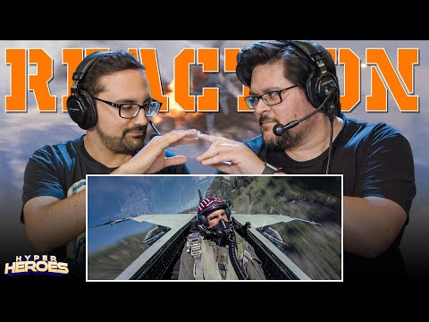 Top Gun: Maverick (2020) – Big Game Spot Reaction