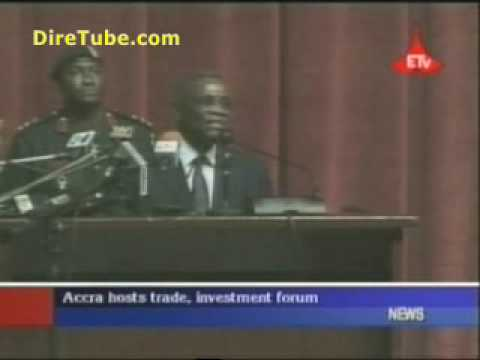 Accra hosts trade, investment forum