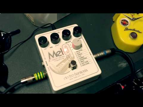 John Bonham through the Mel9 Tape replay pedal