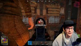 "Rust Gameplay - ""Holding Hot Topic - First Hold"""